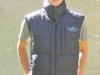 SONAM Down Vest Front Blk