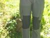 LAKPA Hiking & Climbing Pants Front Light Grey