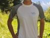 MINGMA Short Sleeve Front White