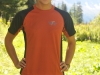 MINGMA Short Sleeve Front Burnt Orange